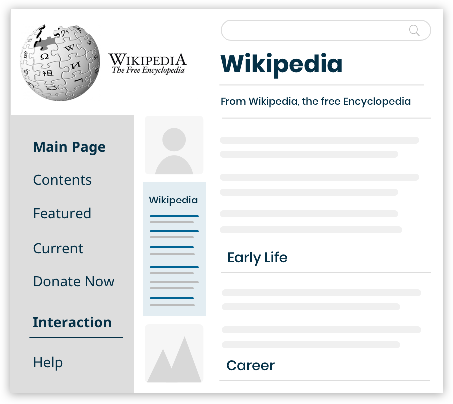 Your Own Professional Wikipedia Page